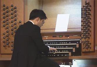 미니콘서트 쉼 - 남에셀 (오르가니스트)