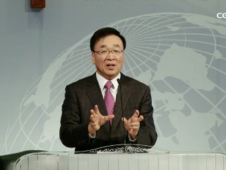 박성근 목사(미국LA한인침례교회)