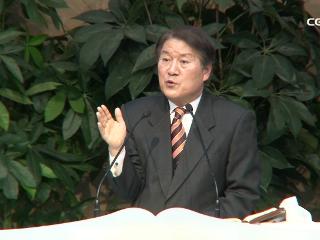 박은조 목사(은혜샘물교회)